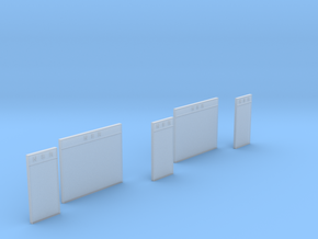 LM45 Notice Boards in Smooth Fine Detail Plastic