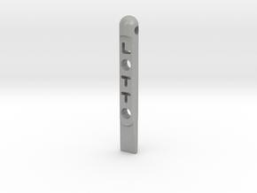+tool Lotto Scratch Card Scraper Ver2 in Raw Aluminum