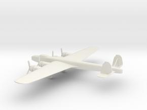 Dornier Do 19 in White Natural Versatile Plastic: 1:200