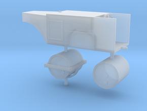 sh3191 - Straßenwalze ohne Verdeck 1:120 TT in Smooth Fine Detail Plastic