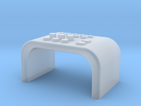 Medical Diagnostic Arch (Space:1999), 1/30 in Smooth Fine Detail Plastic