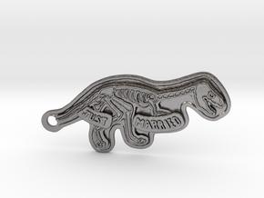 N&A_Dino-9cm in Polished Nickel Steel