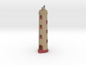 Boka Spelonk Lighthouse in Full Color Sandstone
