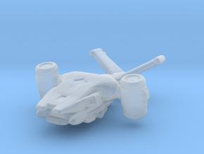 Terminator 1&2 Hunter Killer Aerial 1/600 in Smooth Fine Detail Plastic
