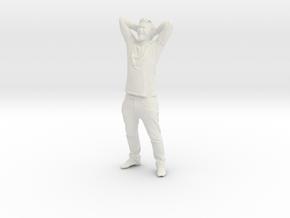Printle C Homme 442 - 1/87 - wob in White Natural Versatile Plastic