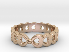 Loverels in 14k Rose Gold