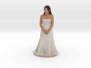 bride in Full Color Sandstone