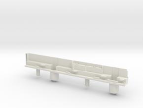Panasonic Q Drive Rail (R) in White Strong & Flexible