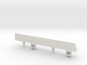 Panasonic Q Drive Rail (L) in White Natural Versatile Plastic