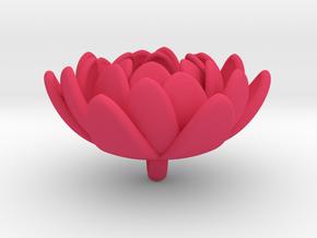 Waterlily Elastic Band in Pink Processed Versatile Plastic