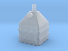 Tank Schneckenkornstreuer 1:32 Teil 1 in Smooth Fine Detail Plastic