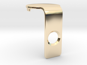 Canary 1 IR LED Cover in 14k Gold Plated Brass