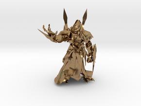1/60 Hero Alarak Power Pose in Natural Brass