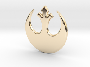 Rebel Alliance in 14K Yellow Gold