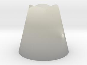 花邊錐 in Transparent Acrylic