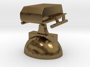 Star Trek Rook (1) in Polished Bronze