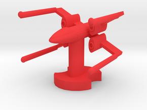 Star Wars Bishop in Red Processed Versatile Plastic