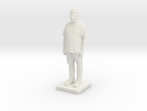 Printle C Homme 773 - 1/24 in White Natural Versatile Plastic