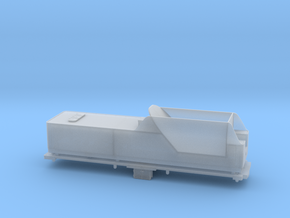 HO Reading T1 Tender in Smooth Fine Detail Plastic