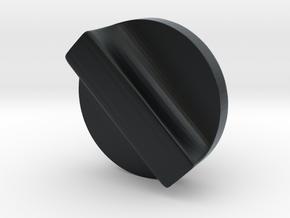 RCN028 air knob  in Black Hi-Def Acrylate