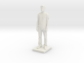 Printle C Homme 782 - 1/24 in White Natural Versatile Plastic