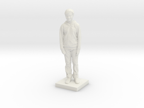 Printle C Kid 189 - 1/24 in White Natural Versatile Plastic