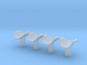 1/96 IJN Arbor Set in Smooth Fine Detail Plastic