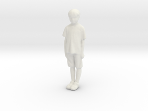 Printle C Kid 197 - 1/24 - wob in White Strong & Flexible