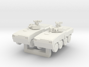 1/200 Tata Kestrel APC x2 in White Natural Versatile Plastic