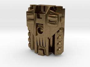 Mega Powermaster Engine, Metal (Titans Return) in Natural Bronze