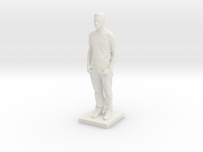 Printle C Homme 796 - 1/24 in White Natural Versatile Plastic
