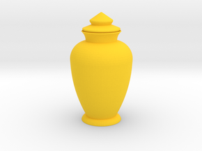 URNS-3 2013 1mm Combined in Yellow Processed Versatile Plastic