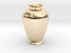 URNS-3 2013 0.8mm in 14k Gold Plated Brass