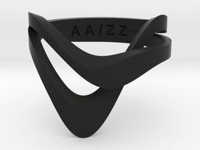 KAZE COLOR in Black Natural Versatile Plastic: 5 / 49
