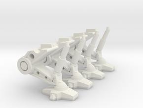 AECV Gear POINT 490 High-2 in White Natural Versatile Plastic