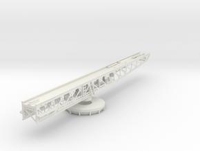1/48 IJN Catapult in White Natural Versatile Plastic