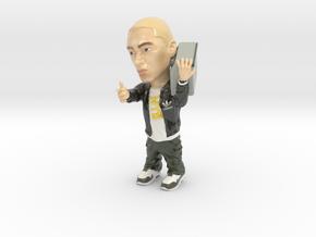 Eminem in Glossy Full Color Sandstone