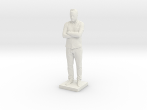 Printle C Homme 857 - 1/24 in White Strong & Flexible