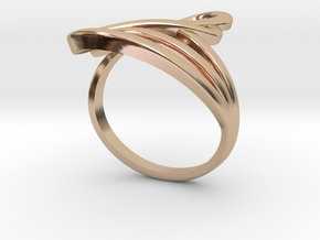 Tangle in 14k Rose Gold: Small