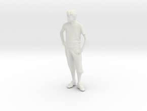 Printle C Homme 860 - 1/24 - wob in White Strong & Flexible