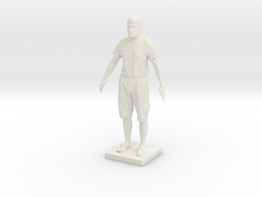 Printle C Homme 806 - 1/24 in White Strong & Flexible