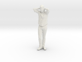 Printle C Homme 808 - 1/24 - wob in White Strong & Flexible