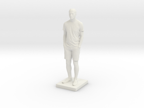 Printle C Homme 809 - 1/24 in White Natural Versatile Plastic