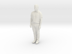 Printle C Homme 810 - 1/24 - wob in White Strong & Flexible