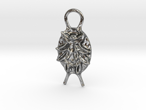SMK Persian Pendant (Gijsbrechts) in Fine Detail Polished Silver