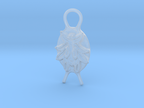 SMK Persian Pendant (Gijsbrechts) in Smooth Fine Detail Plastic