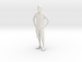 Printle C Homme 814 -1/24 - wob in White Natural Versatile Plastic