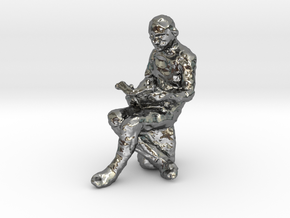 Reader 1-50 in Polished Silver