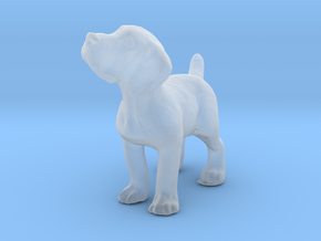 1/24 Puppy 03 in Smooth Fine Detail Plastic