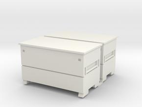Rigid 48 R 2Pack 1-32 Scale in White Natural Versatile Plastic